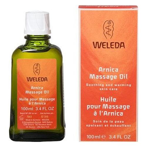 WELEDA ヴェレダ アルニカ マッサージオイル 100ml